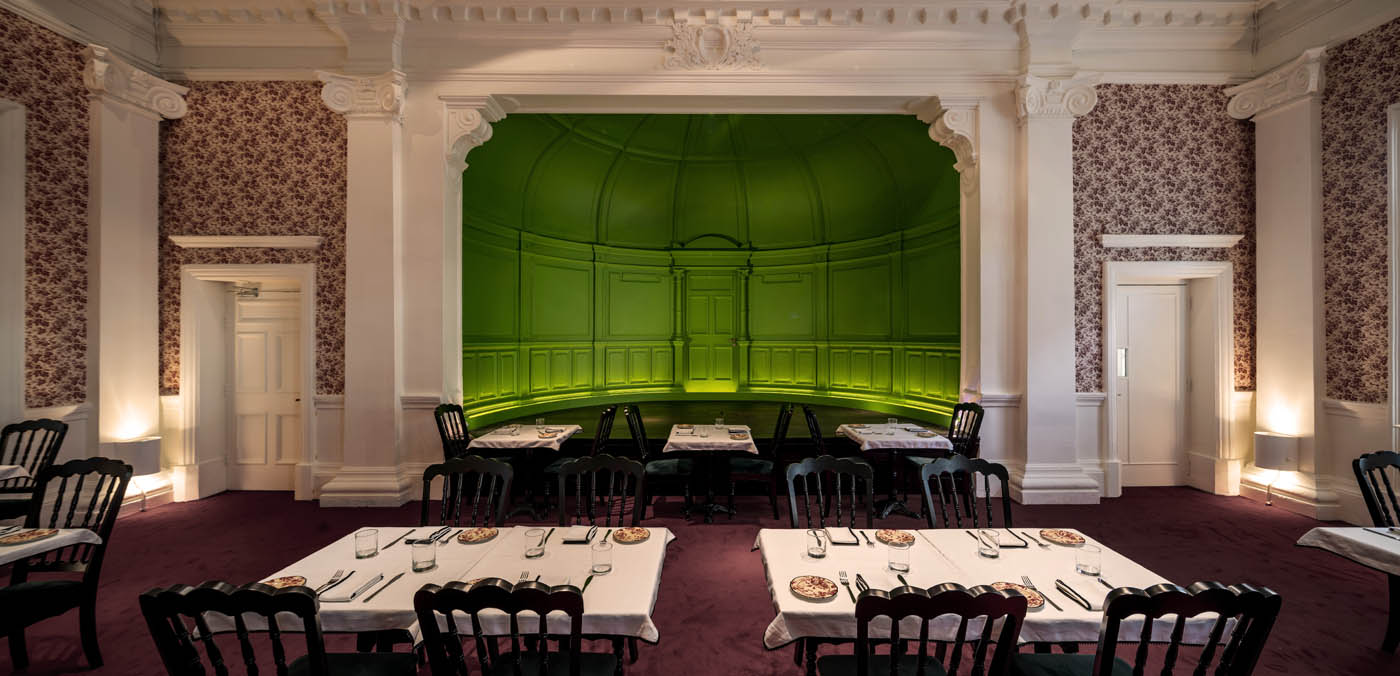 Restaurant Interior Design Singapore