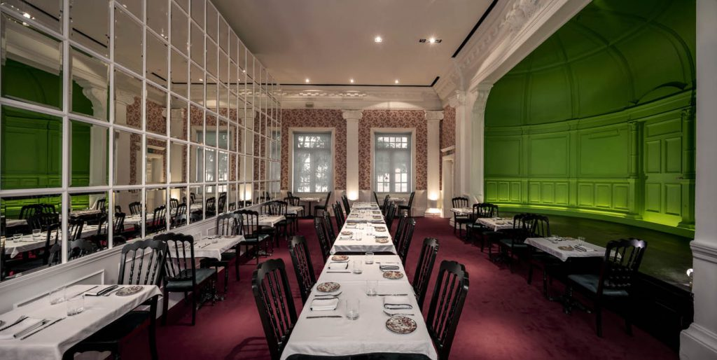 Dining Experience in Singapore