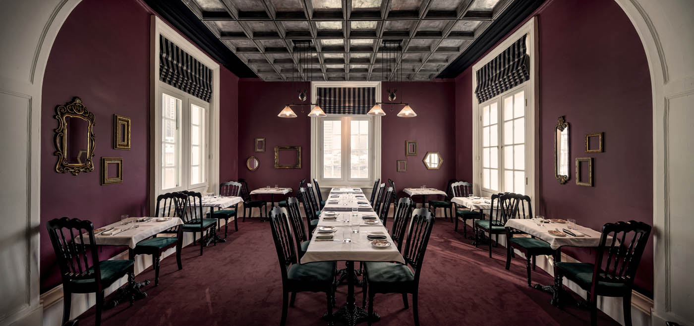 Restaurant Interior Design Company Singapore