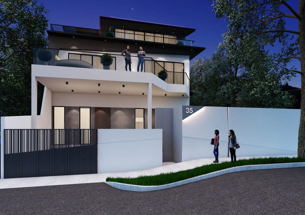 High End Apartments Interior Design Singapore
