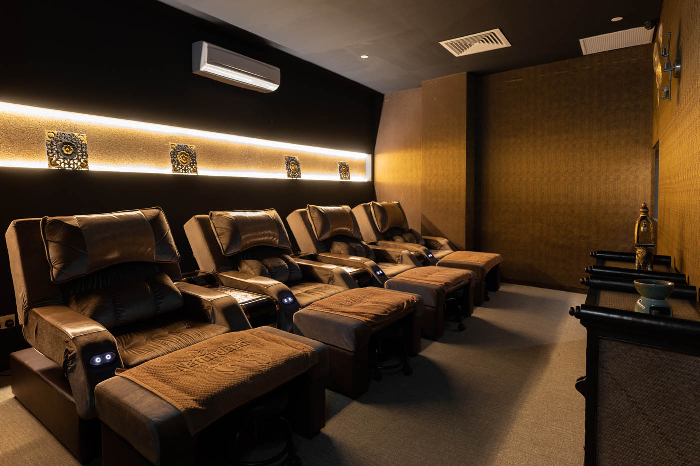 Interior Design Company For Spa and Retail in Singapore